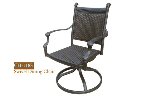 Welded Swivel Rocker 2pc