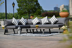 Ferme Collection Outdoor Sectional Set - 4 Pcs (PREORDER)