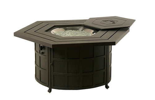 Patio Heaters F-HEX-FPT Firepit