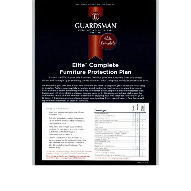 Guardsman Ultimate 5 Year Extended Warranty