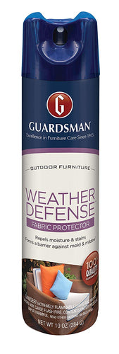 guardsman outdoor fabric protector