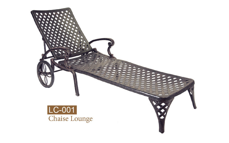 Chaise Lounge 1pc