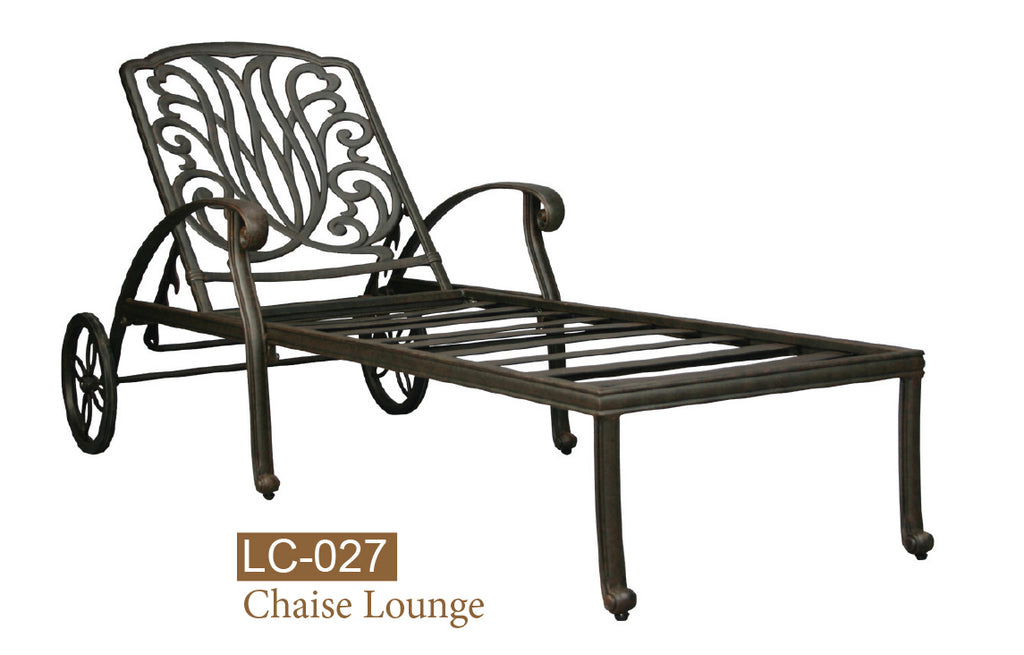 Chaise Lounge K/D I pc