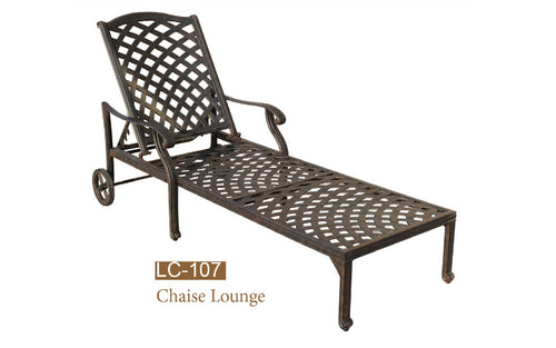 Fully Chaise Lounge 1pc