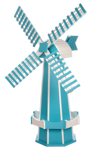 Large Poly Windmills