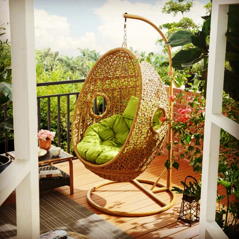 Egg hanging Chair - exclusively by Mr. backyard (PREORDER)