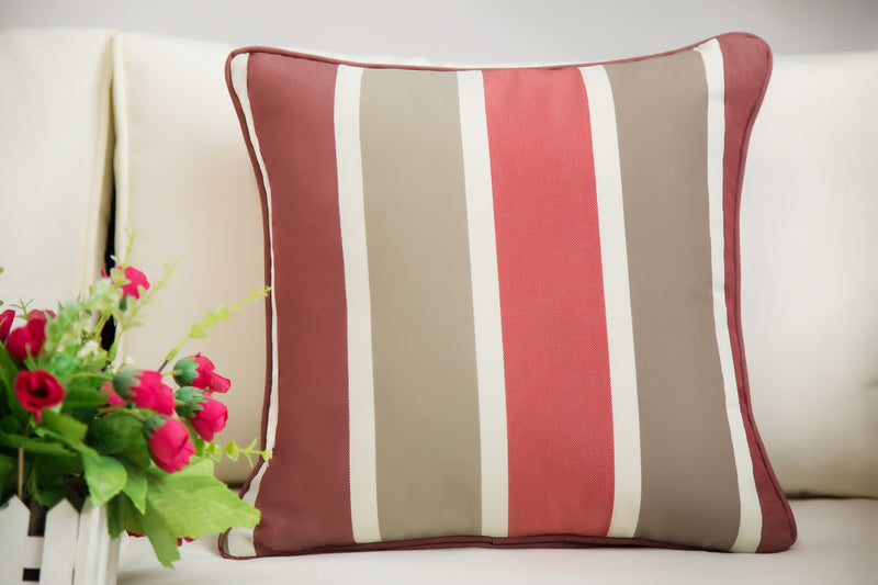 Our outdoor pillow made for all weathers is available on www.mrbackyard.com for a limited time.