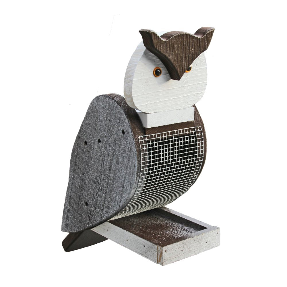 Owl  Bird Feeders