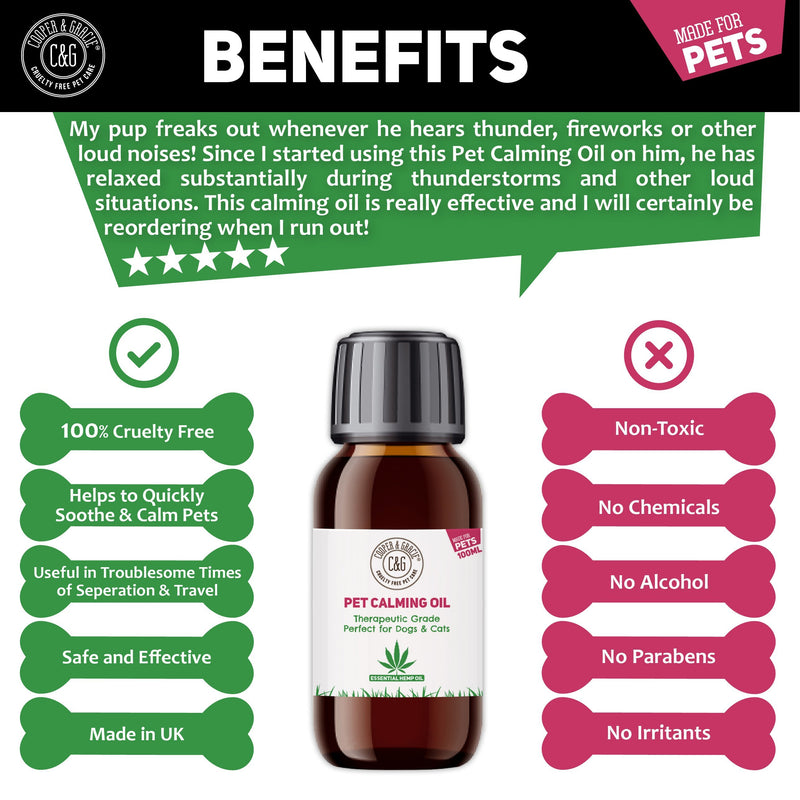 Hemp Oil for Dogs and Cats (4432782753847)