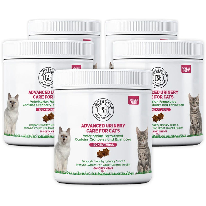Cat Urinary Health Supplements