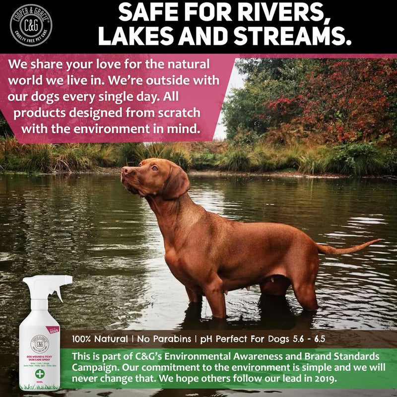 Purple Wound Spray for Dogs (631753703479)