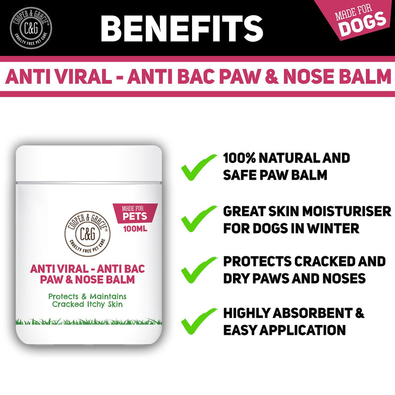 Dog Paw and Nose Balm (629392113719)