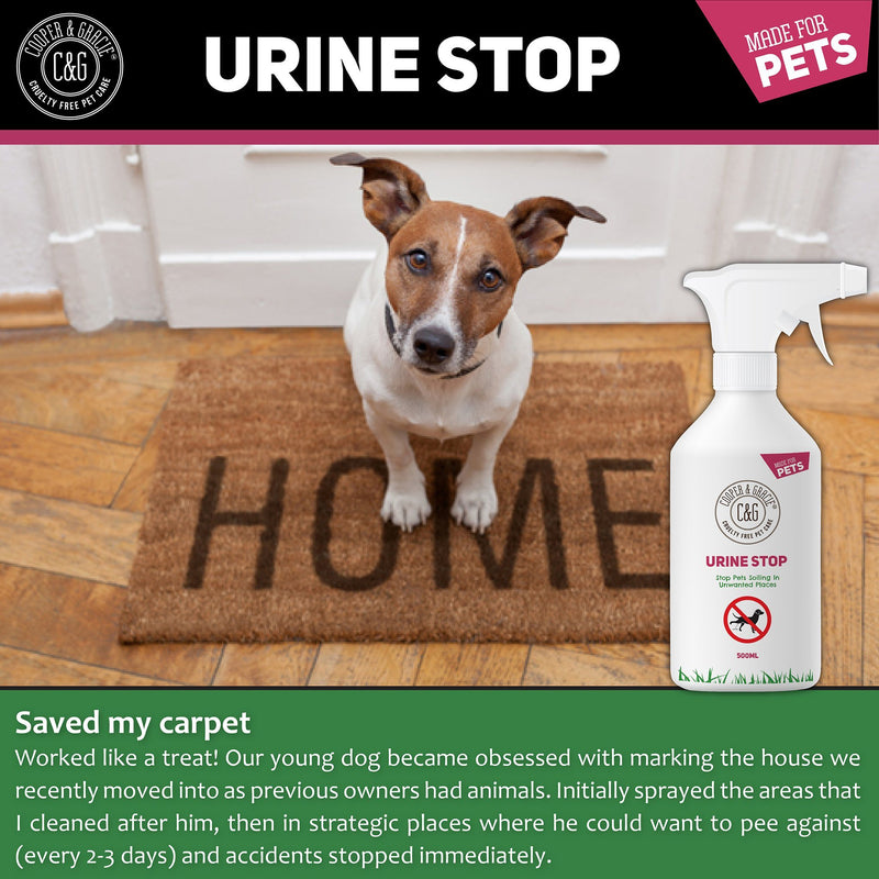 Urine Stop Spray for Dogs and Cats (1565041983543)