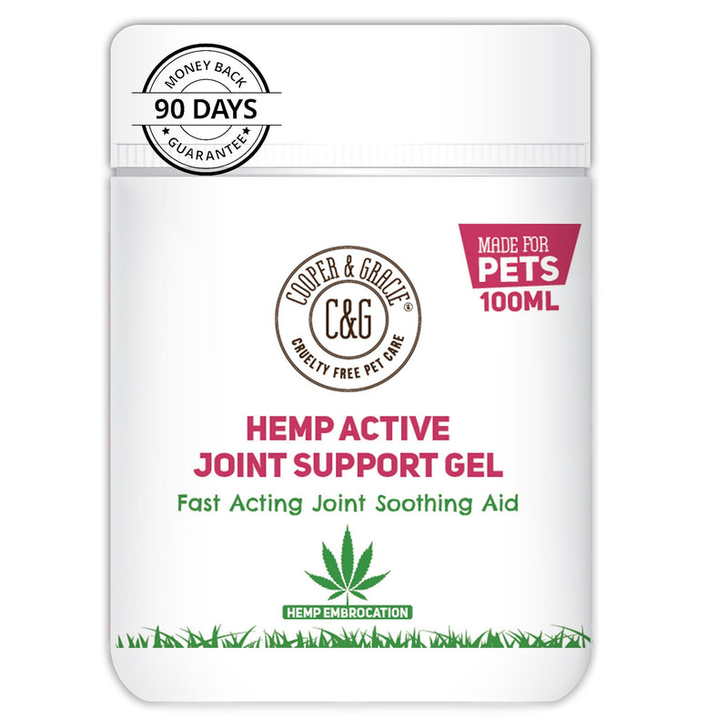 Hemp Active Joint Support Gel for Pets