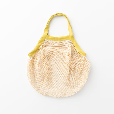 Short Handle String Bag - The Keeper