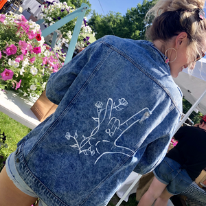 Custom Denim Jacket