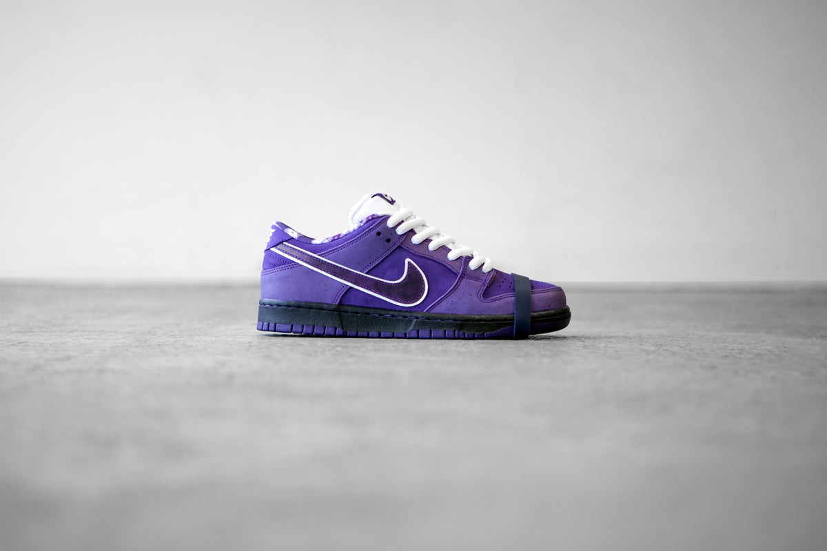 super popular 1a1e1 60024 Nike SB x Concepts Dunk Low Pro OG  Purple Lobster  Shoes    Releases.Flatspot