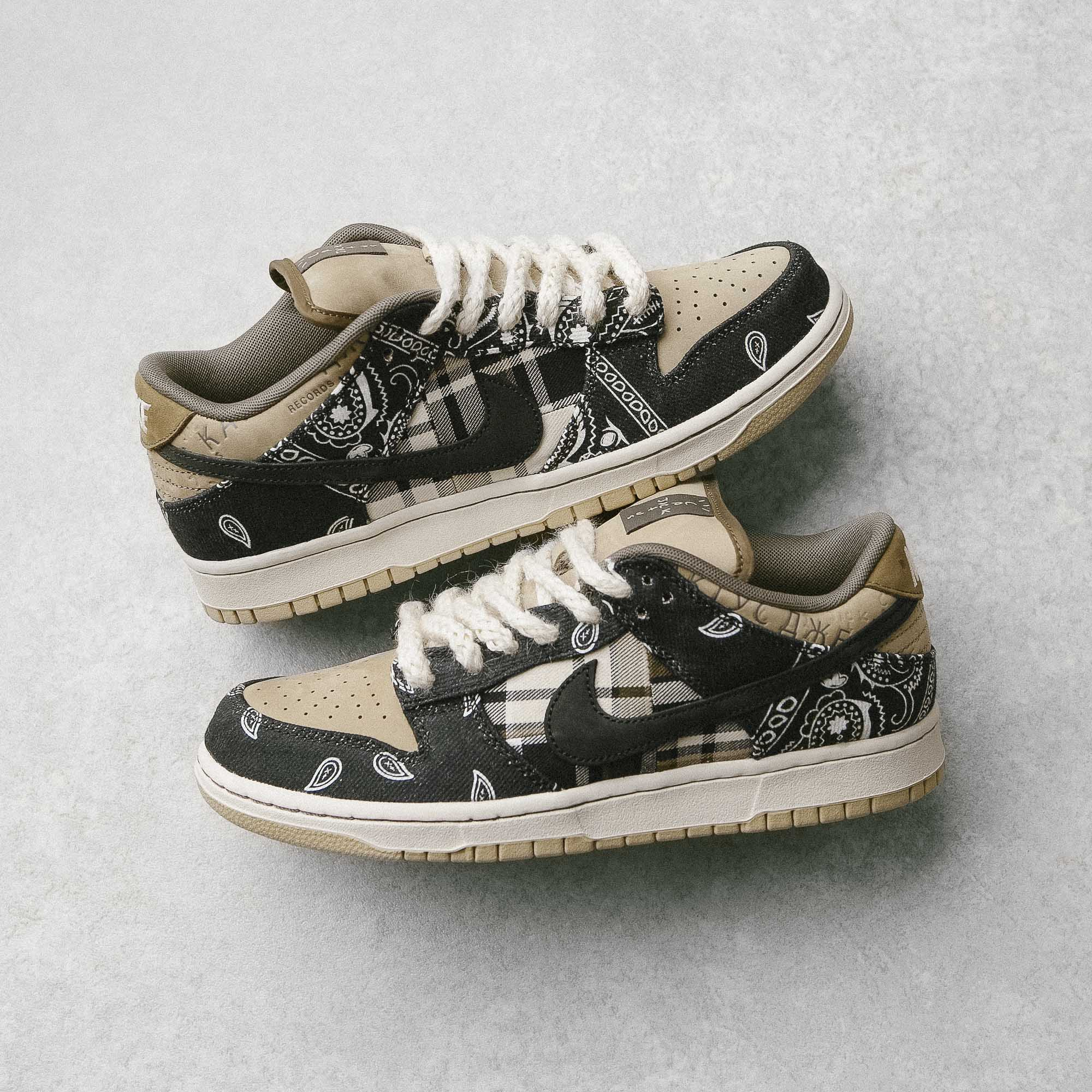 Nike SB x Travis Scott Dunk Low Premium