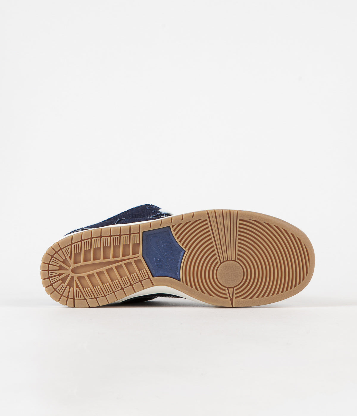 Nike SB Dunk Low Pro Premium 'Sashiko' Shoes - Mystic Navy / Sail - Mystic Navy