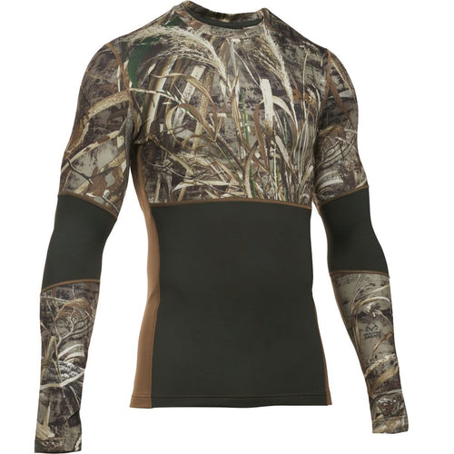 Under Armour UA ColdGear Armour LG REALTREE MAX 5