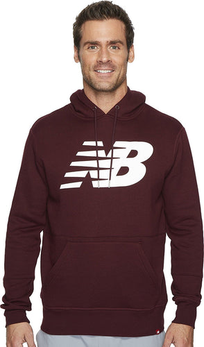 New Balance Apparel Mens Essential Pullover Hoodie