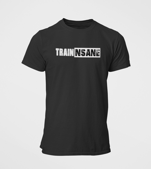 TRAINNSANE T-Shirt