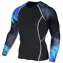Load image into Gallery viewer, (12 colors) Mens Compression Shirts - TrainNsane,  - fitness