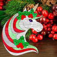 Holly the Unicorn brooch - pre-order