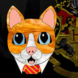 Wizarding cats - necklace - pre-order