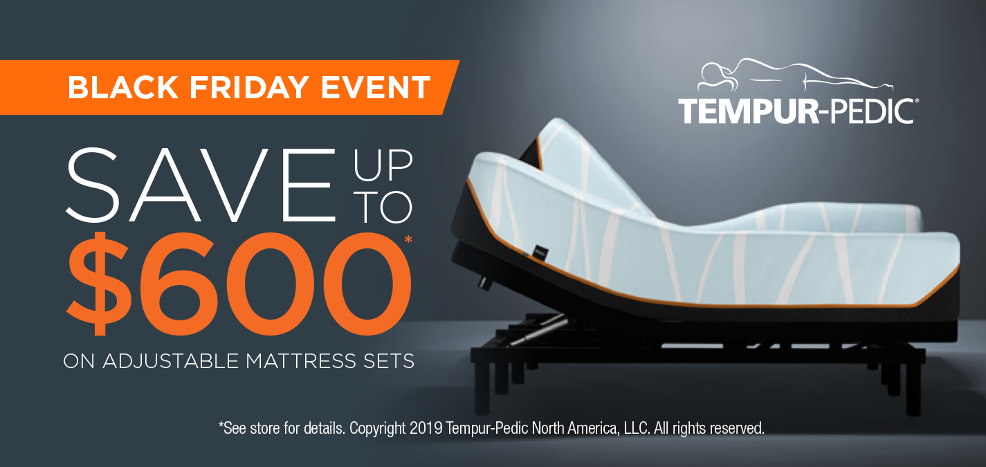 Tempur-Pedic Mattresses for Sale | American Mattress