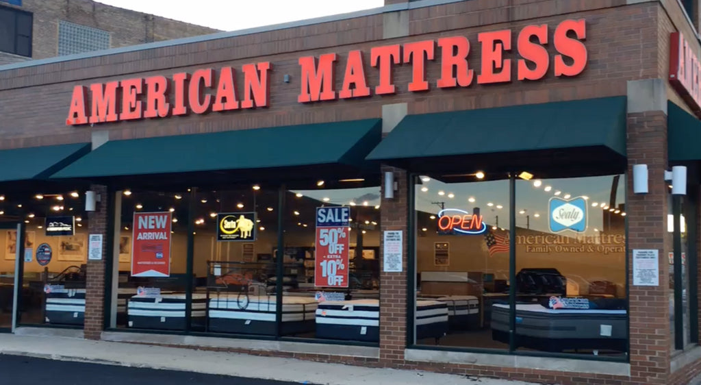 American Mattress | Locally Owned and Operated in Illinois