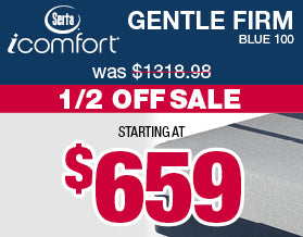 Serta iComfort Firm Mattresses | Columbus Day Sale