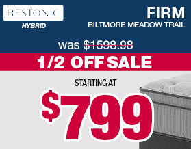 Restonic Mattress Savings | Veterans Day Sale