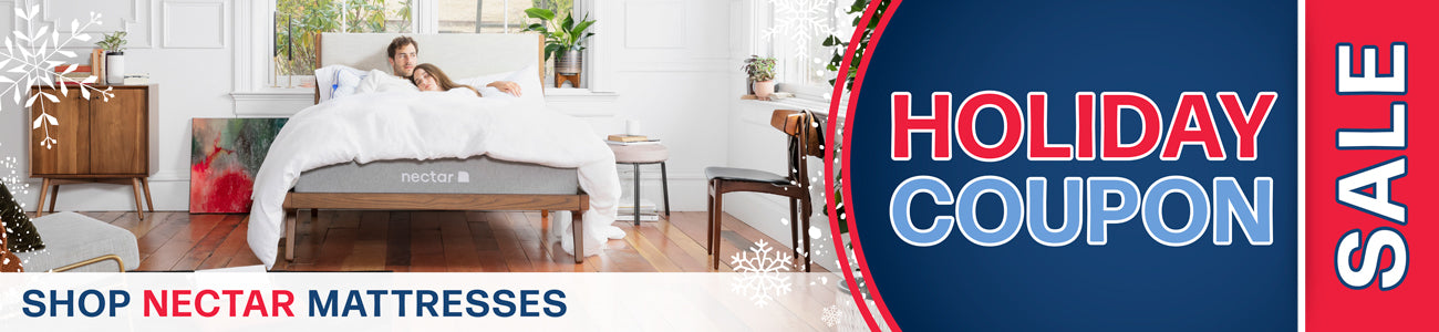Nectar Holiday Coupon Sale | American Mattress