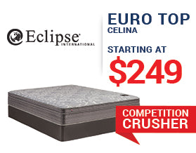 Year End Closeout Eclipse Mattress