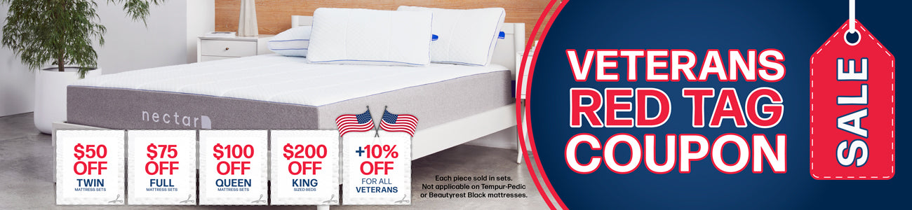 Mattress in a Box Veterans Day Sale