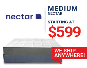 Nectar Red Tag Coupon Mattress Sale