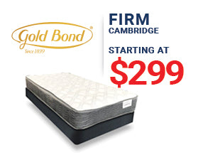 Cambridge Firm Mattress $299 | American Mattress