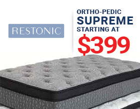 Ortho-Pedic Supreme Mattress $399 | American Mattress