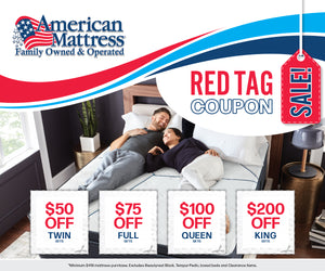 Red Tag Coupon Sale