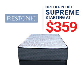 Savings on Mattress Ortho-Pedic Supreme | American Mattress