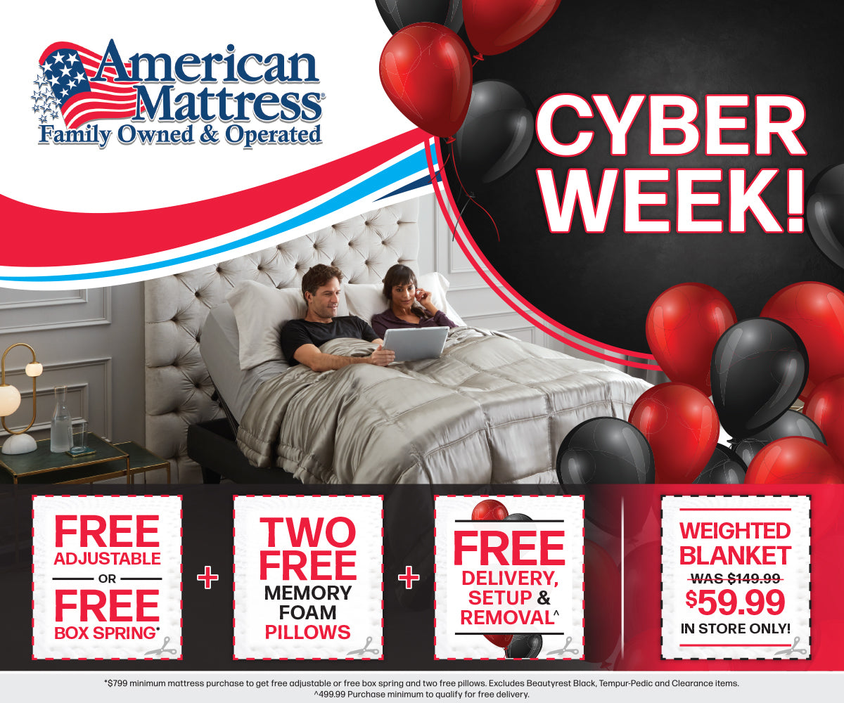 Mattress Deals and Savings | American Mattress