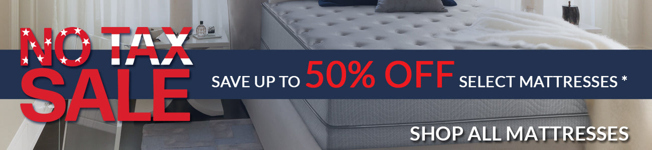 All Mattress No Tax Sale
