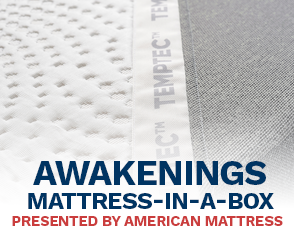 Mattress in a Box at American Mattress