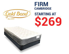 Cambridge Mattress Deal | American Mattress
