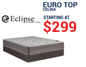 Mattress Savings on Celina Eurotop Mattress | American Mattress