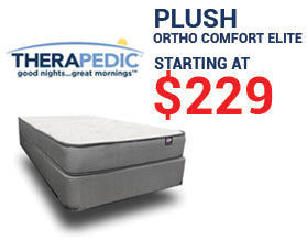 Therapedic Mattress for Sale Starting under $200 | American Mattress