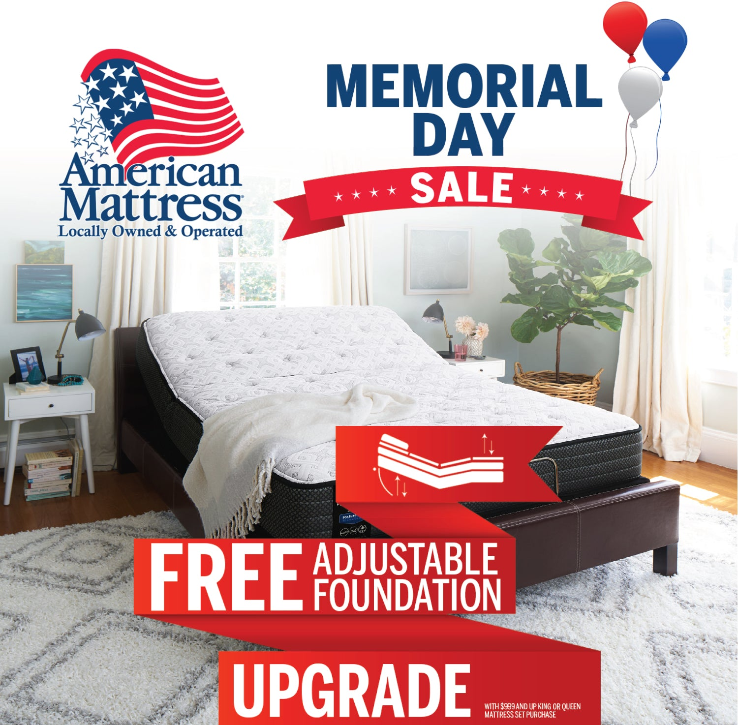 American Mattress Memorial Day Sale | Mattress Deals