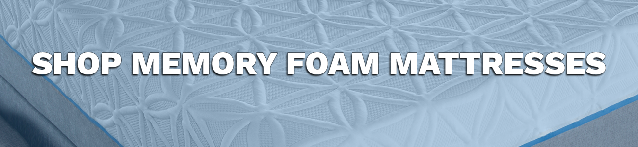 Shop Memory Foam Mattresses | American Mattress