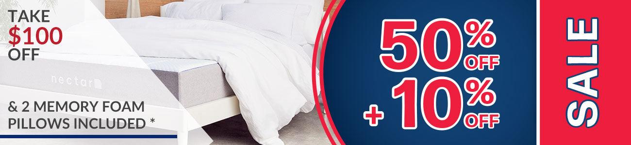 Nectar Mattresses for Sale | American Mattress